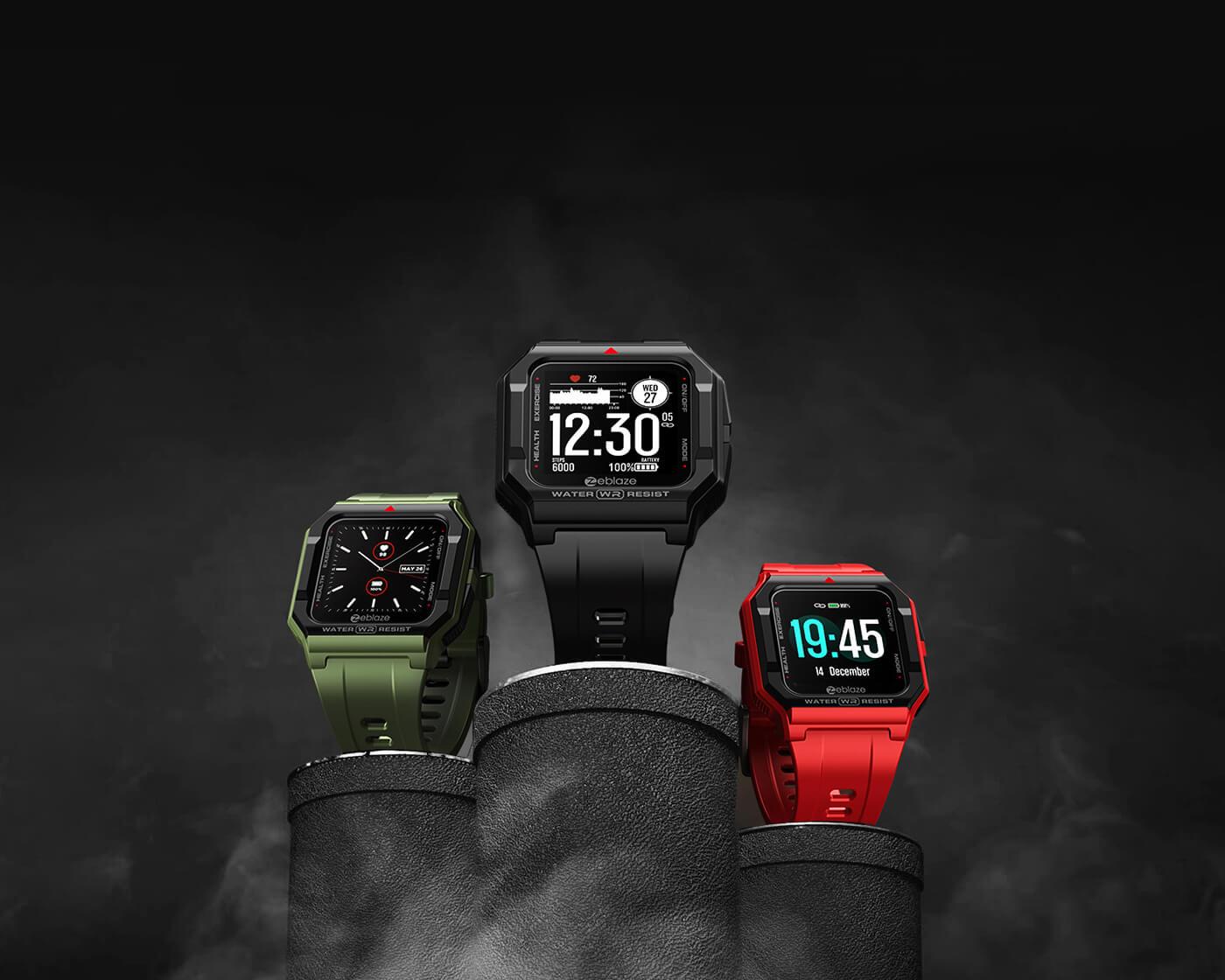 Zeblaze Ares Retro Smartwatchs