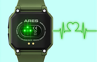Zeblaze Ares 24h Health Tracking