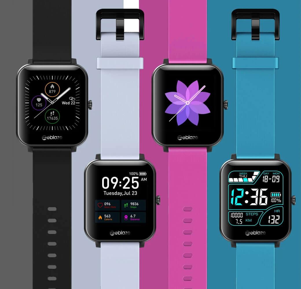 Zeblaze GTS smartwatch — Worldwide delivery
