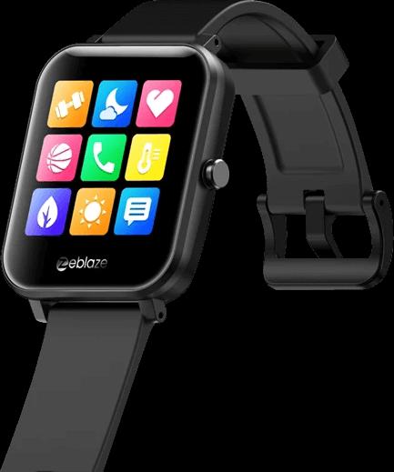 "Zeblaze GTS 1.3"" HD Color Touch Screen"