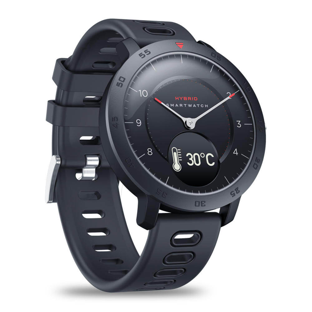Zeblaze HYBRID Real watch hands