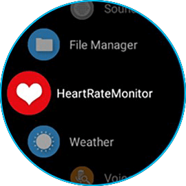 Zeblaze THOR 4 Dual heart rate