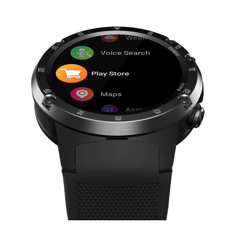 Zeblaze Thor 4 Plus Watch Design