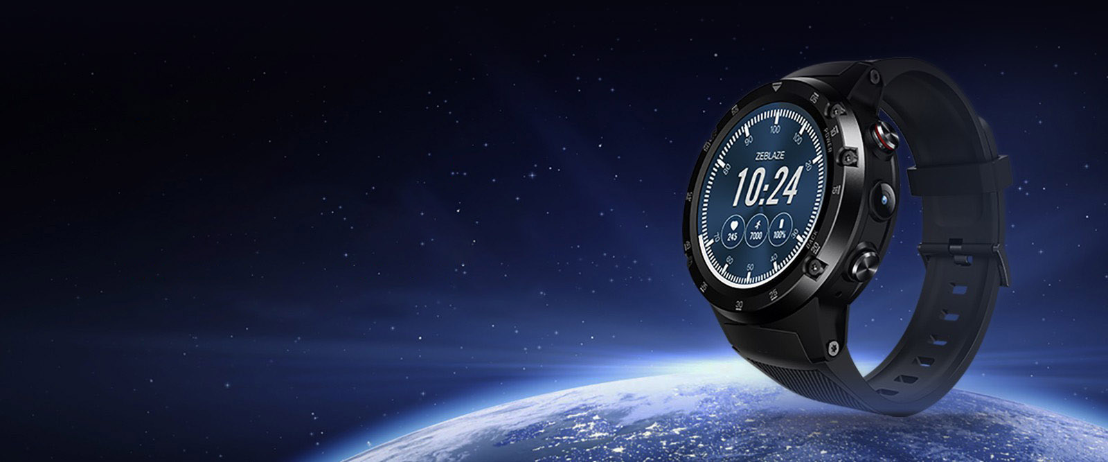Zeblaze Thor 4 Plus Smartwatch