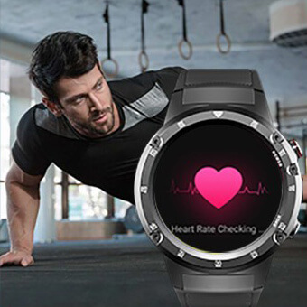 Zeblaze Thor 4 Plus Heart Rate Monitor