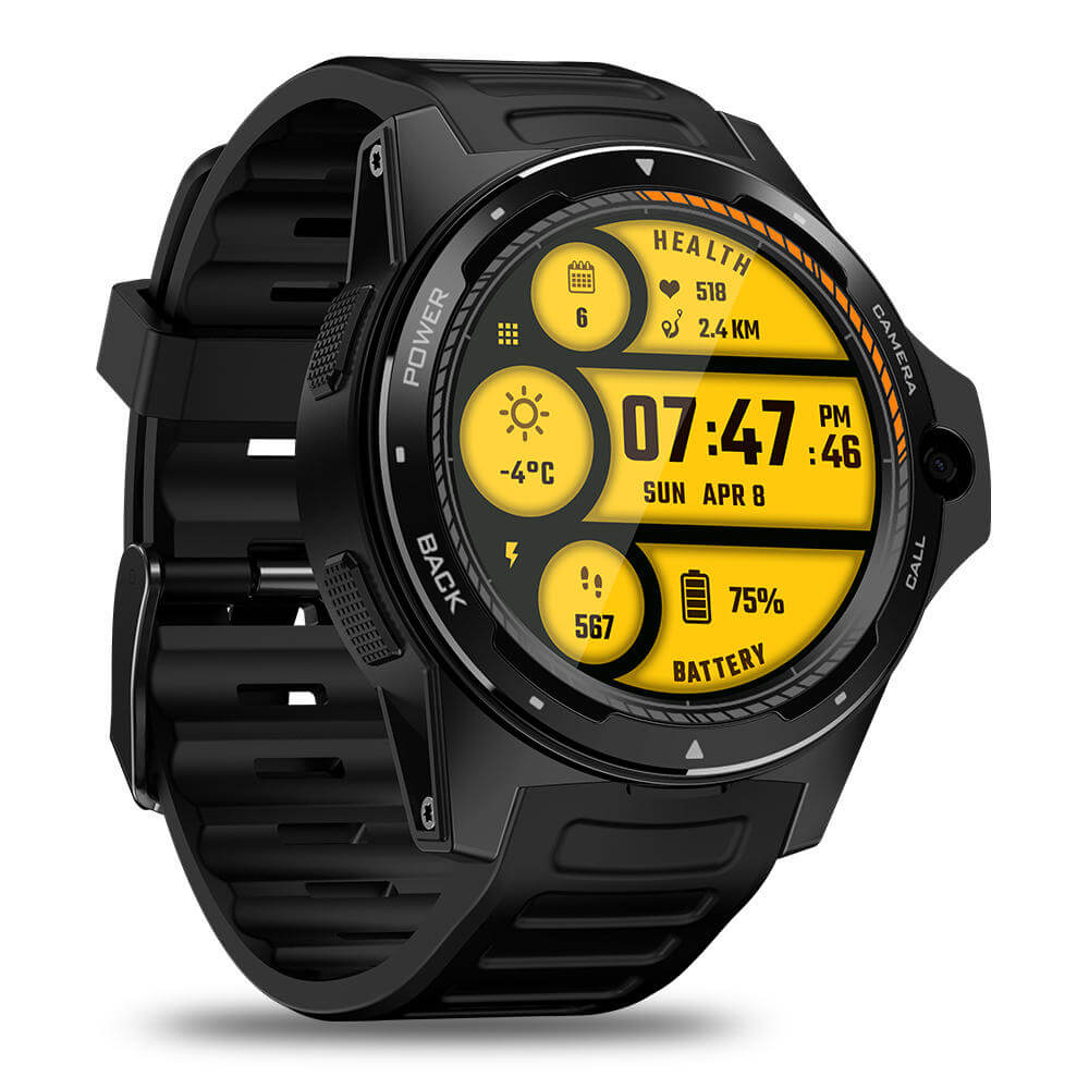 Zeblaze Thor 5 smartwatch — Worldwide delivery