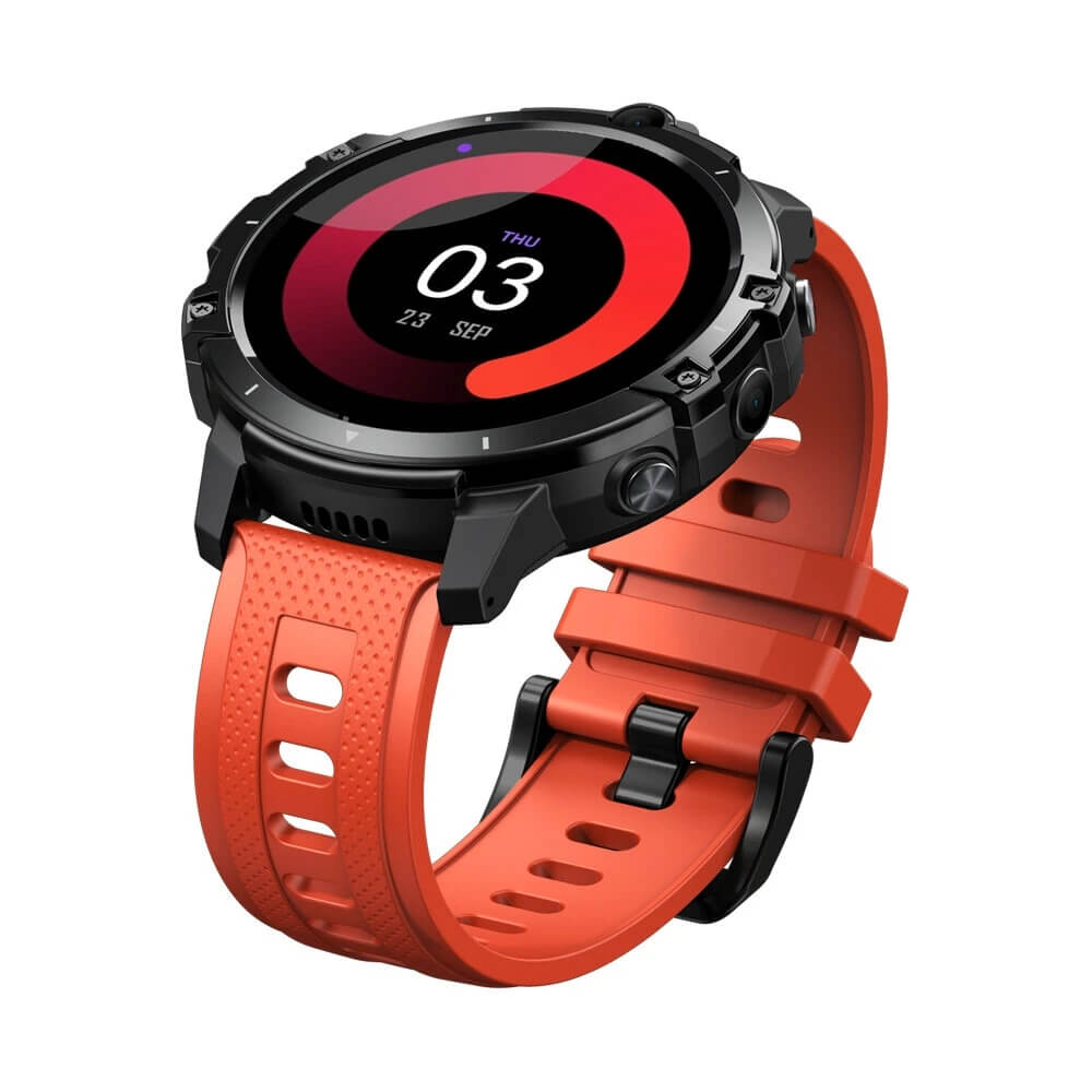 Zeblaze THOR 6 Orange strap