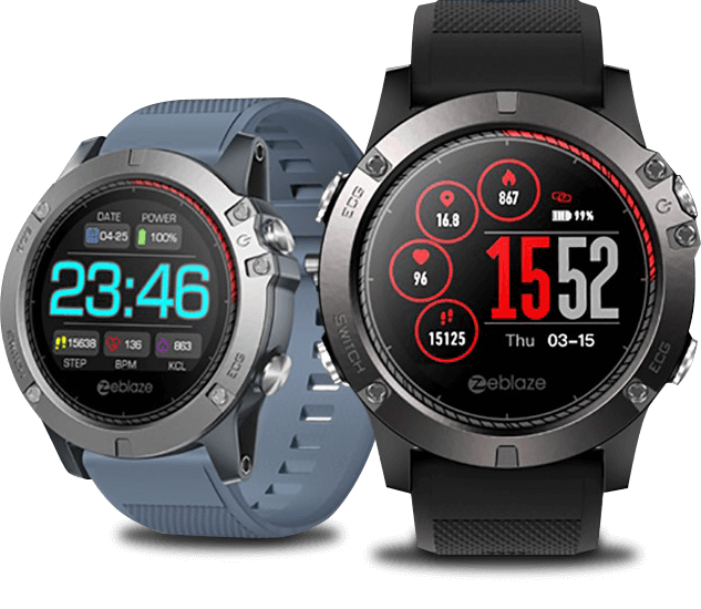 Zeblaze Vibe 3 Ecg Smartwatch Worldwide Delivery
