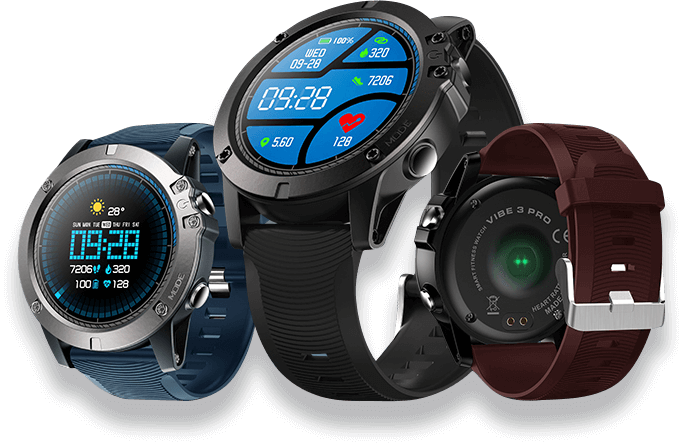 Zeblaze Vibe 3 Pro Smartwatch Worldwide Delivery