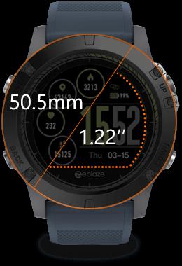 Zeblaze Vibe 3 Pro Smartwatch Worldwide Delivery