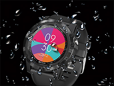 Zeblaze VIBE 3S HD Waterproof Design