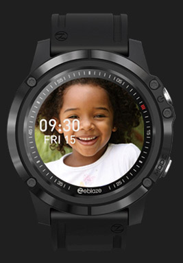 Zeblaze VIBE 3S HD customize watch faces 1
