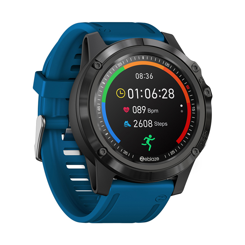 Zeblaze VIBE 3S HD Health and Fitness Tracking