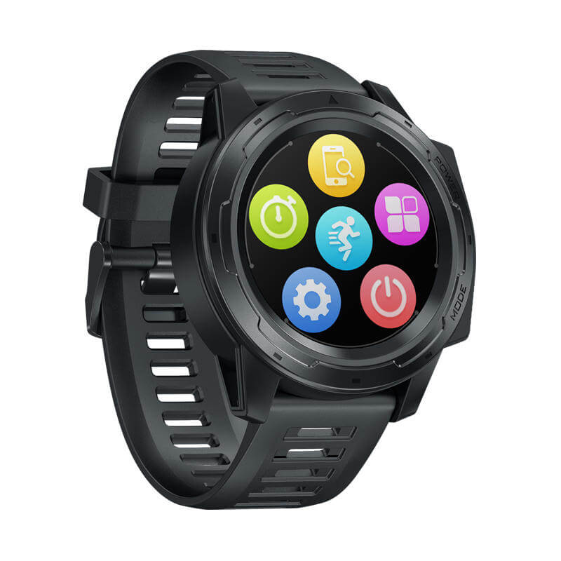 Zeblaze Vibe 5 Pro Full-round Color Display